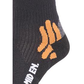 X-Socks Bike Energizer Socks Mid Black